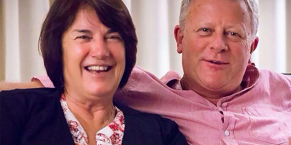 Brunch with Trevor & Linda Galpin