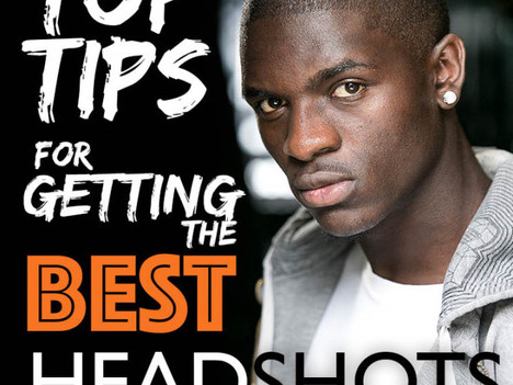 Top tips for getting the best headshots
