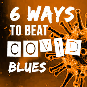 Actors beating the COVID blues - 6 things to get your career re-booted.