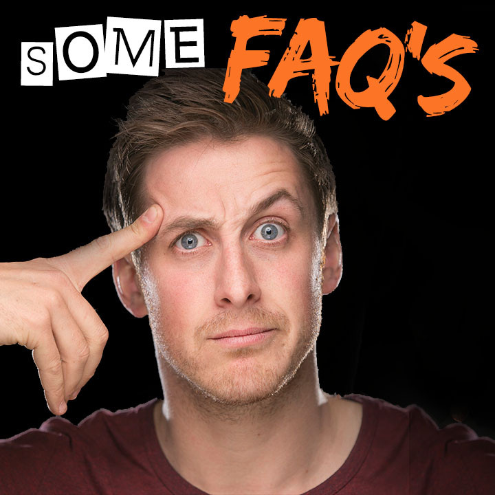 Some FAQ's