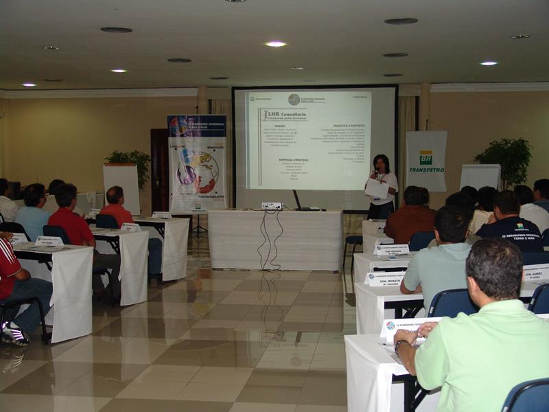 Seminario Gerencial Transpetro 2005 - 7