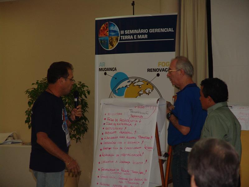 Seminario Gerencial transpetro 2005 - 3