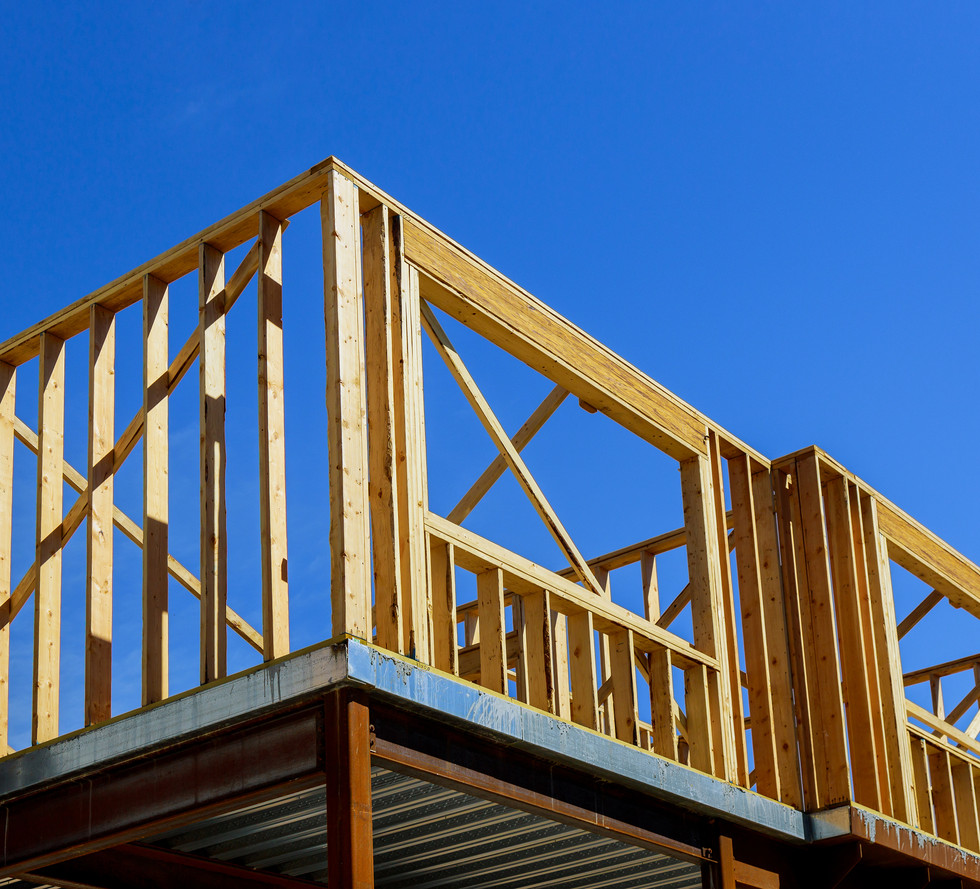 wooden-beam-house-residential-constructi