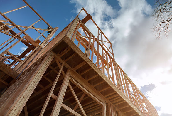 residential-construction-home-framing-on