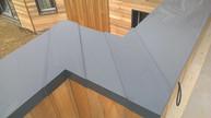 197-Détails couvertine terrasse accéss