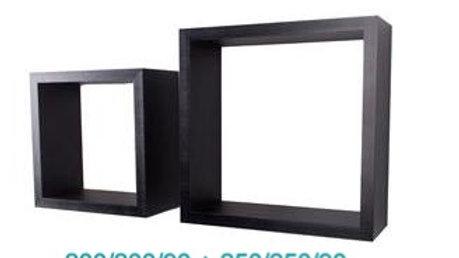 Hudson Set of Cube Shelves