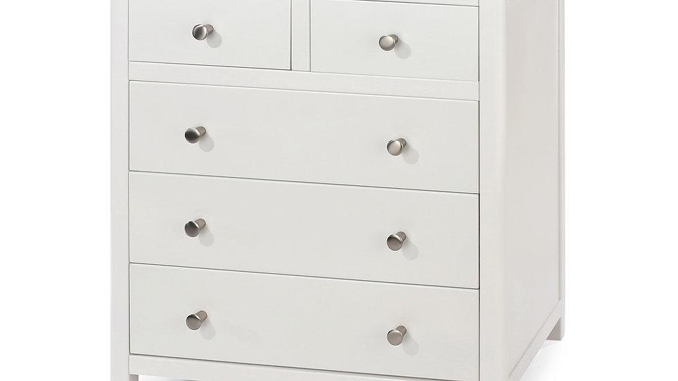 2+3 drawer chest