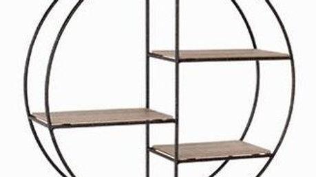 Loft Wire round shelf