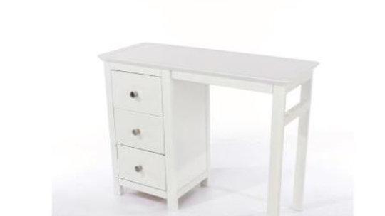Sterling Single Pedestal Dressing Table