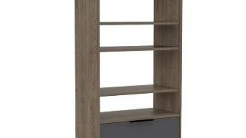 Vegas Display Bookcase