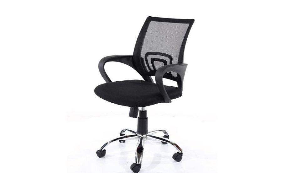 Loft Home Study Chair Black