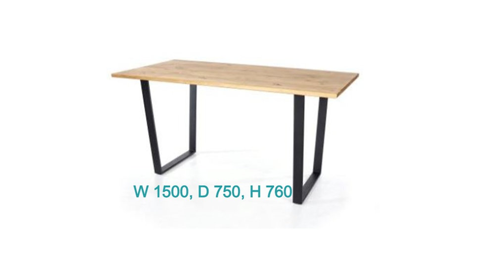 Texas Dining Table