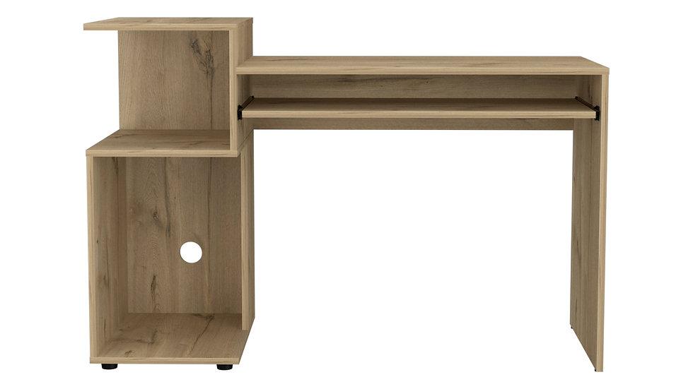 Brooklyn Desk with Low shelf
