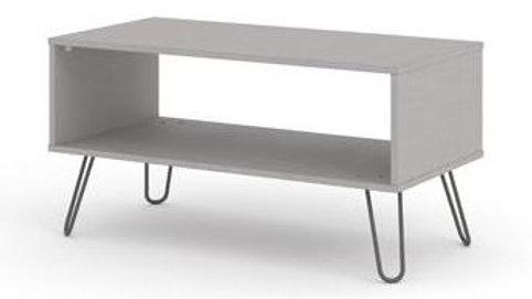 Augusta Grey Open Coffee Table