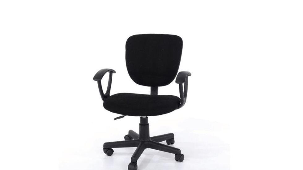 Study Chair Black
