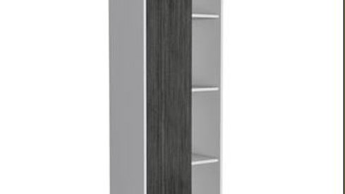 Dallas Tall Storage & Display Cabinet