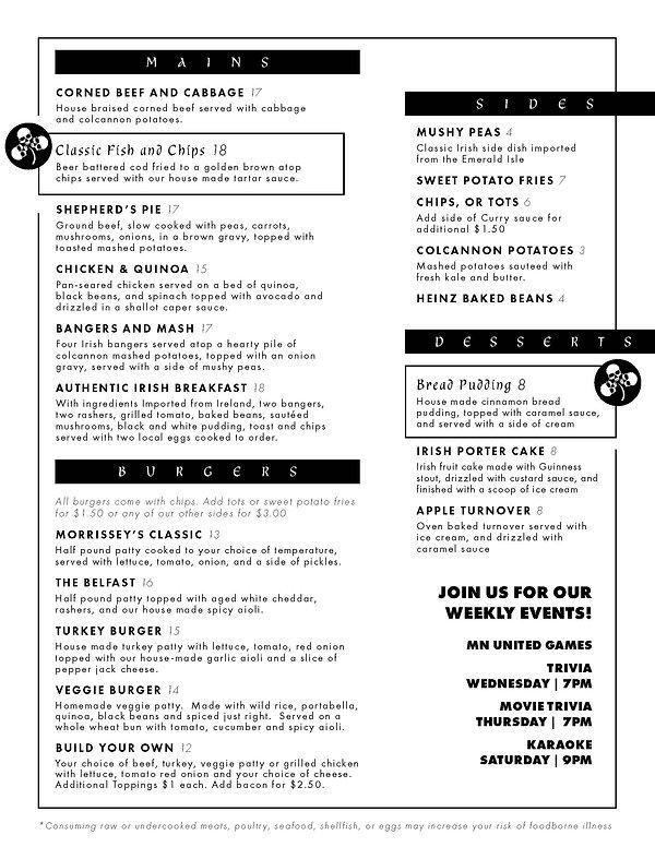 AAAmorrisseys_pub_full_menu_revised _Pag