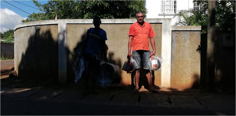 Jour 2 / vendeurs de rue