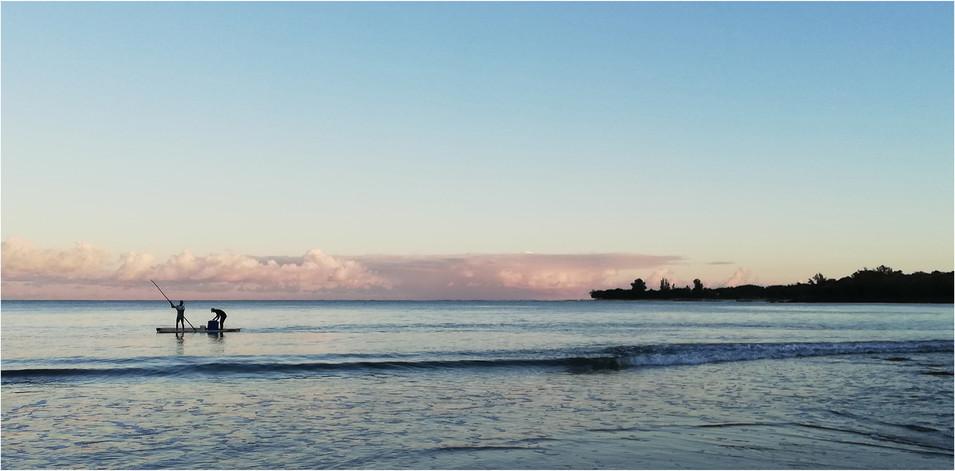 Jour 3 / Tamarin Bay