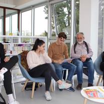Polar et Petits Fours - 4 avril 2019 - Université de Nantes