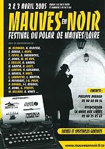 Visuel Mauves en Noir 2005.jpg