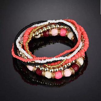 Multi layer beads