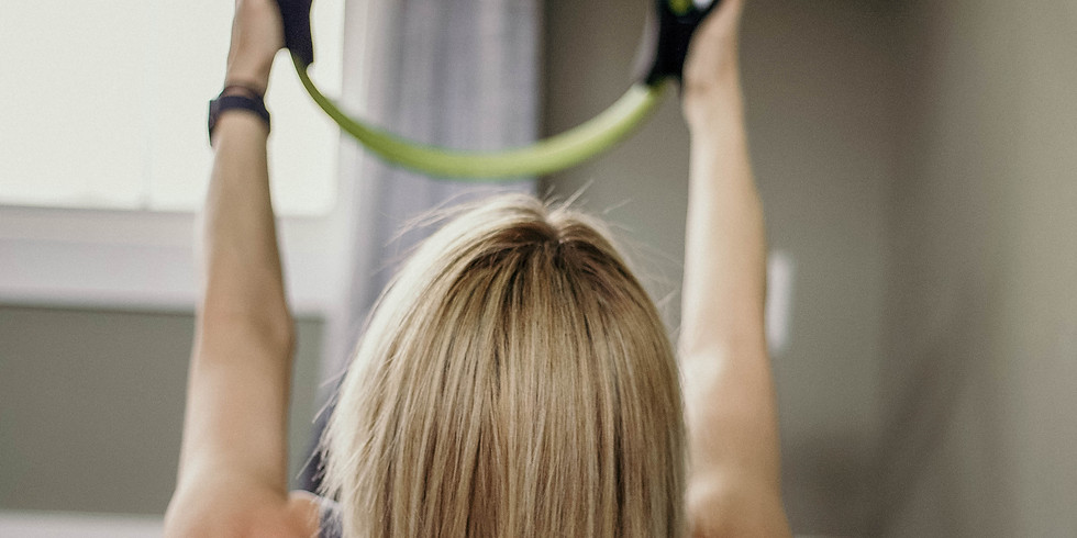 30 min. Virtual Pilates Classes! Mon.-Wed. at 6pmCST