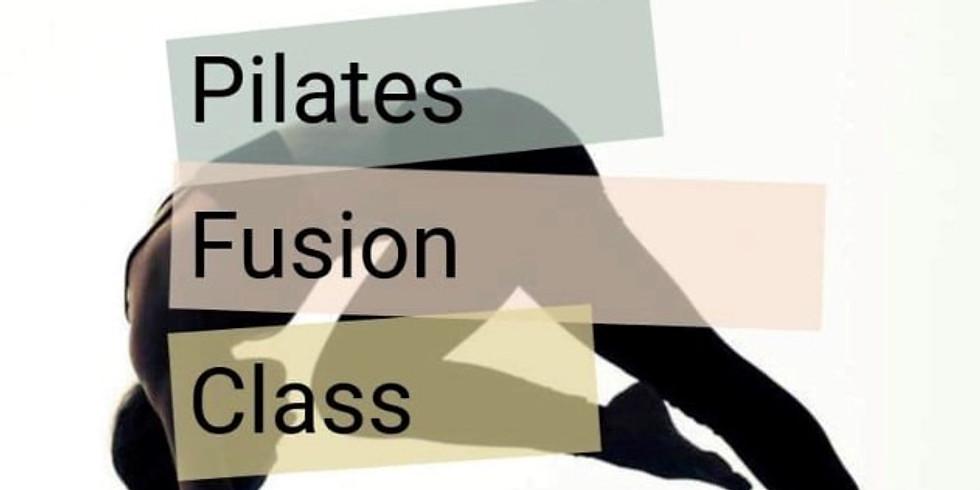 Pilates Fusion Class (2)