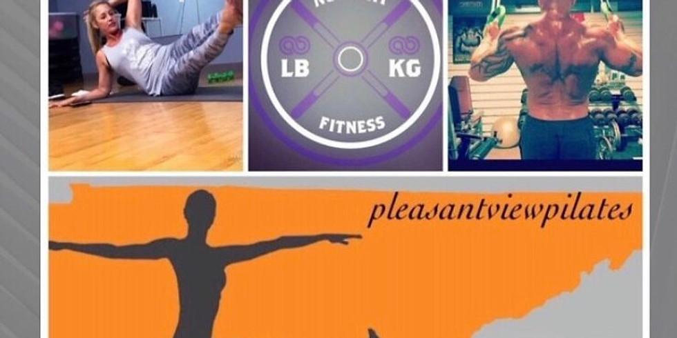 Pilates Fusion Class