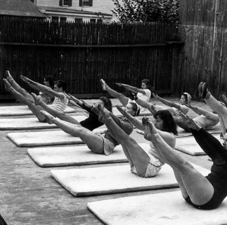 Pilates, the Immune Booster!