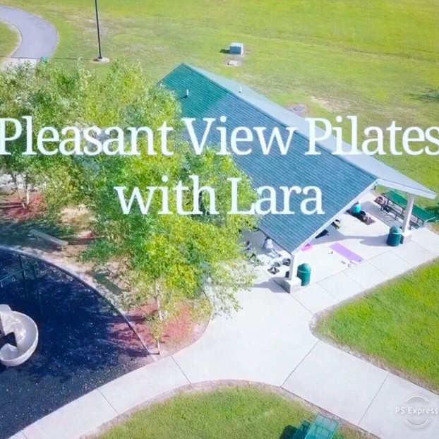 Pilates In the Park (weather permitting)