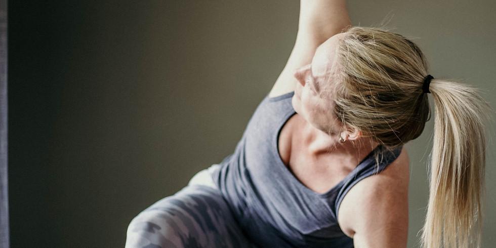 Virtual Barreless Pilates