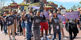2018 DDA Dreamers in Magic Kingdom Parade