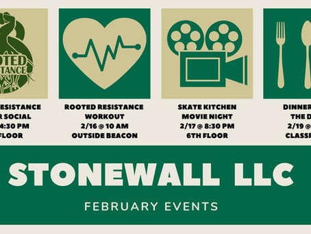 2-Day Workshop at USF Stonewall Living Learning Community