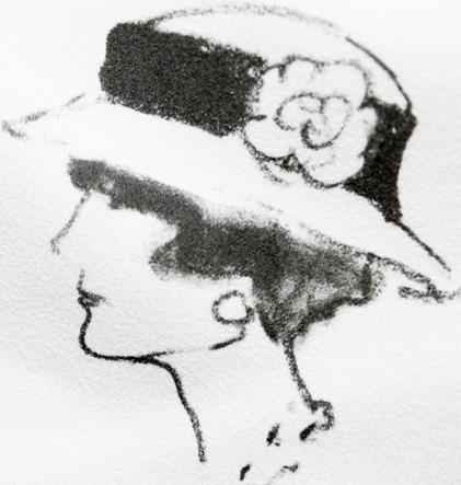 Coco Chanel se manifesta todos os dias