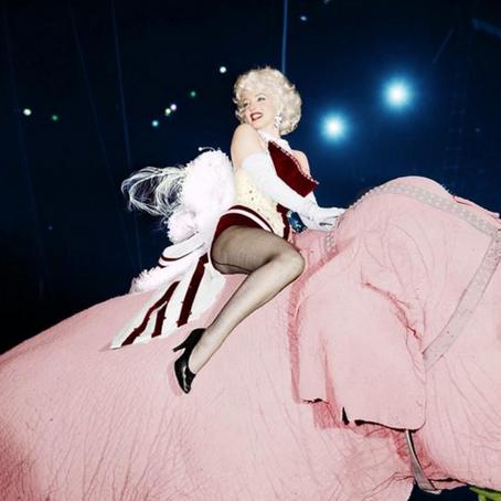 Marilyn Monroe seria uma boa publicitária