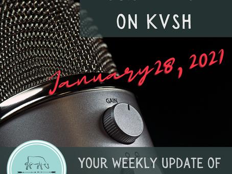 SCA Radio Spot Jan. 28, 2021