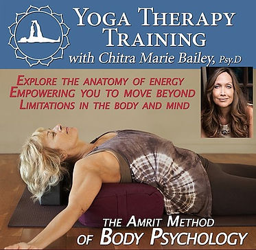 Body Psychology Training. Emotive Yoga Therapy.