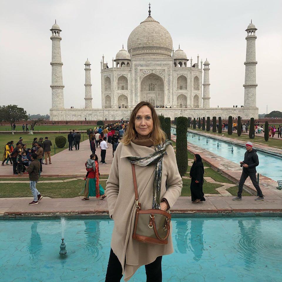 Taj Mahal 2020