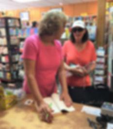 Maggie book signing in OC.jpg