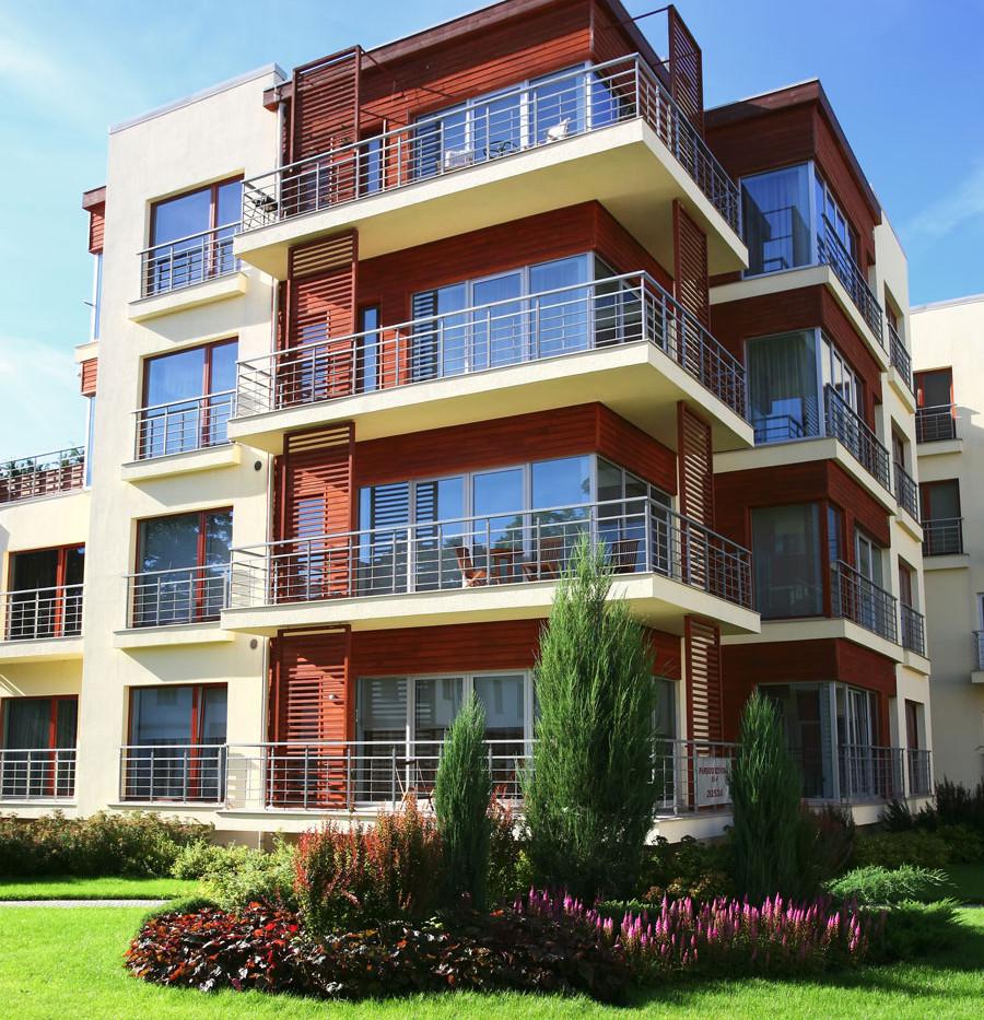 Mutli-Family Apartment Dwelling