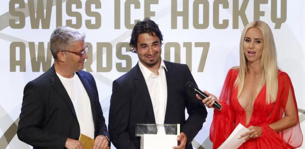 SWISS ICE HOCKEY AWARDS