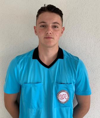 Nils, ein neuer Schiri beim FC Bolligen
