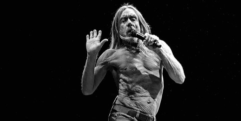 IGGY POP - HELL YEA!