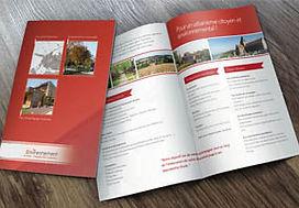 traduction plaquette brochure commerciale