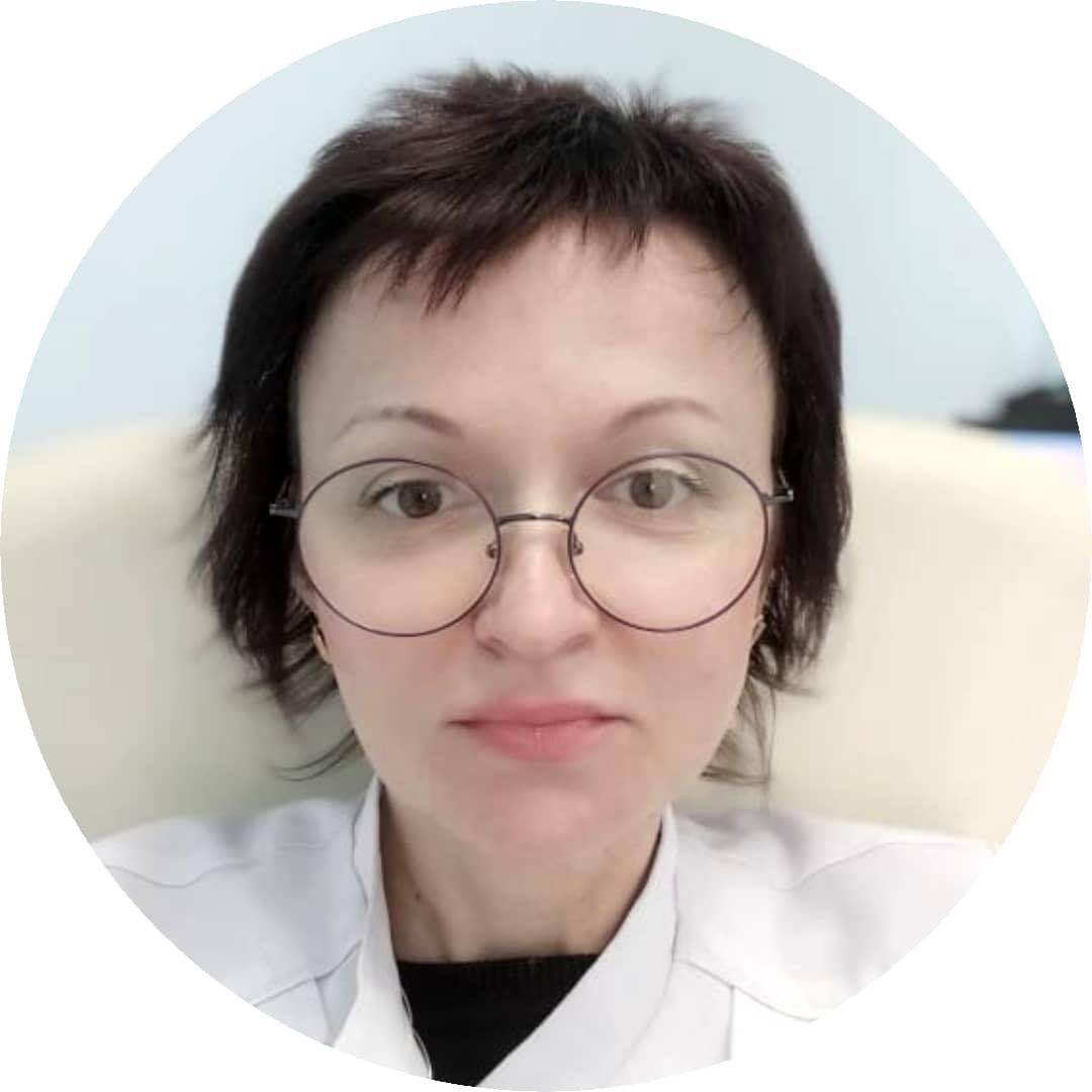 Наталия Михайловна Студеникина