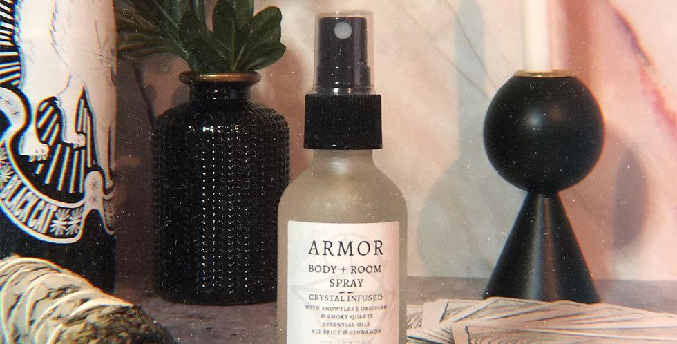 Armor Room + Body Spray