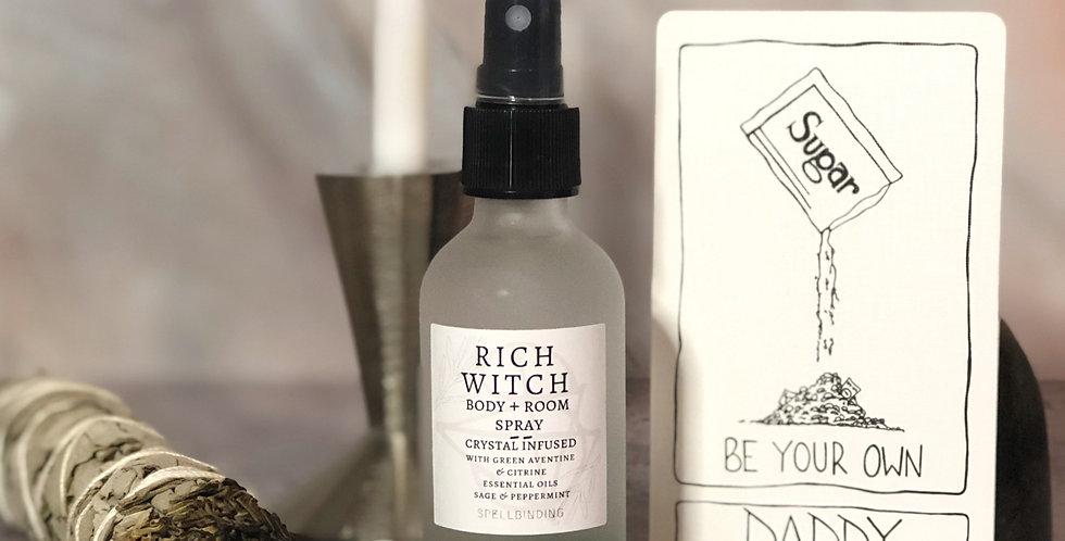 Rich Witch Room + Body Spray