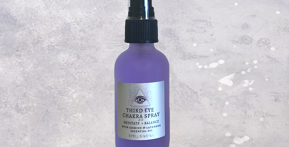 Chakra Spray (wrong label)