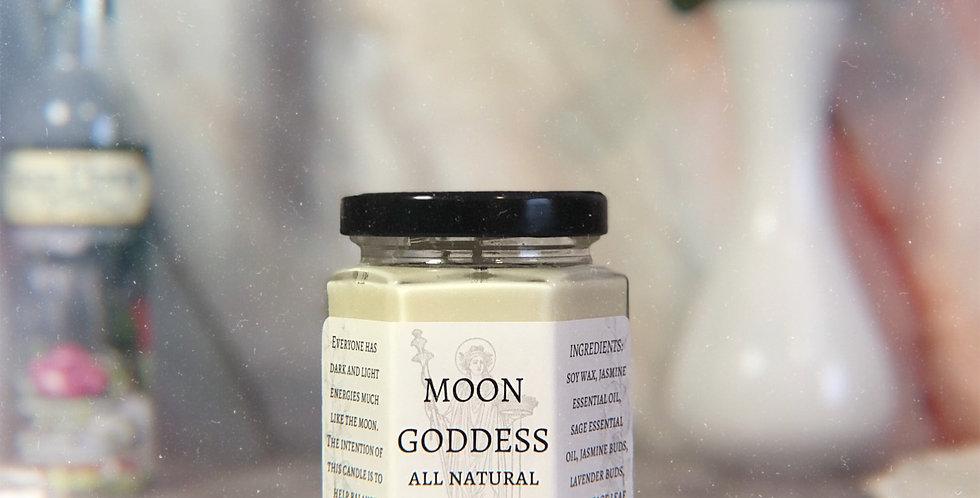 Moon Goddess Aromatherapy Candle